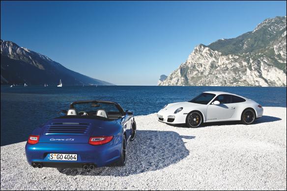 Porsche 911 991 Carrera GTS Coupe Schwarz Schwarzes Interieur Ab 2011 1//43 Sch..